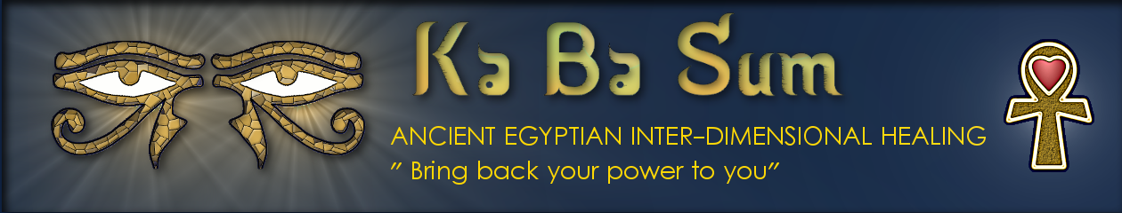 Ka Ba Sum ®  Egyptian Healing