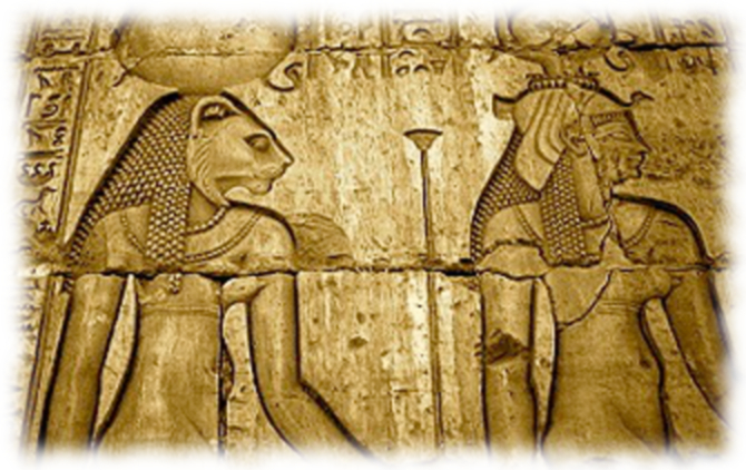 IWD Special: Sekhmet and Isis