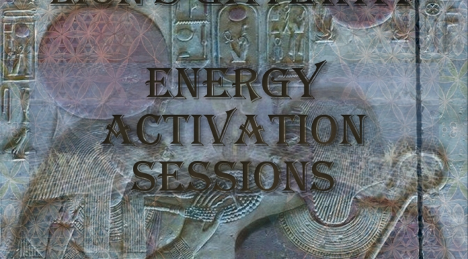 Lion's Gateway Energy Sessions: August 2017 (in person or via Skype)