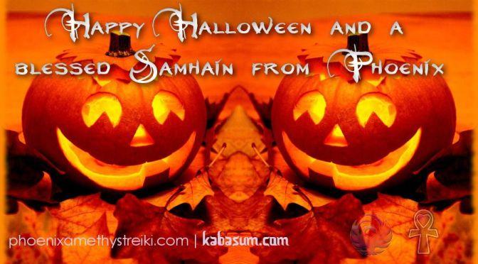 Happy Samhain/Halloween