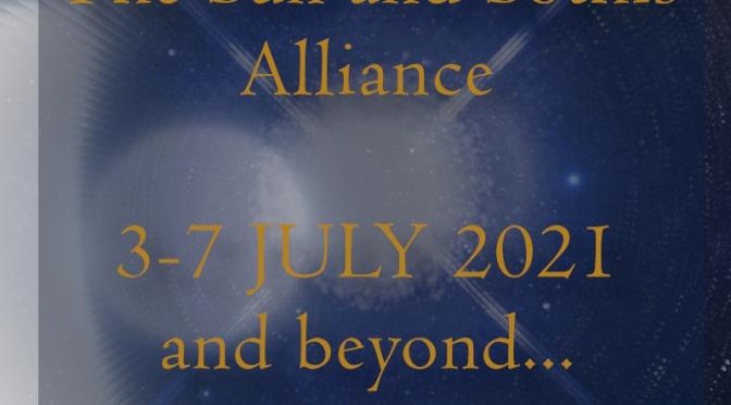 SUN -SOTHIS (SIRIUS) ALIGNMENT 3-7 JUlY 2021